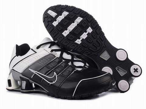 Nike Shox Chaussure Homme