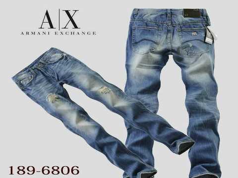 chaussure vente France homme armani cher de pas jeans Soldes fpS7xwqFH