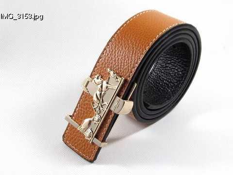 ceinture hermès prix