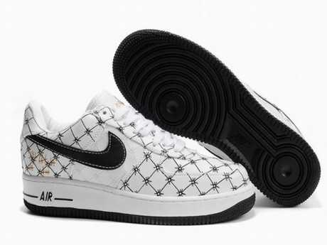 nike air force 1 homme blanche promo