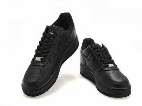air force one noir basse