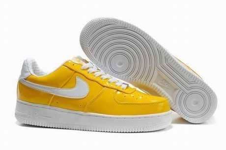 air force 1 jaune velour
