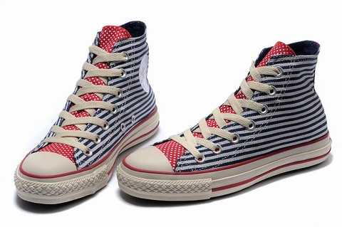 converse rouge 34