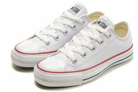 chaussures femme converse