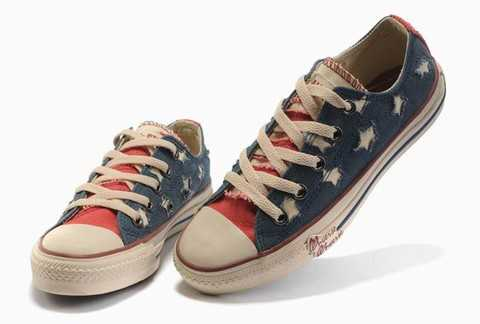 chaussure genre converse