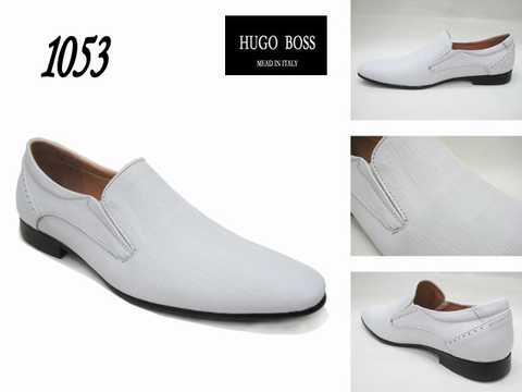 Chaussures Hugo Boss Orange Pas Cher