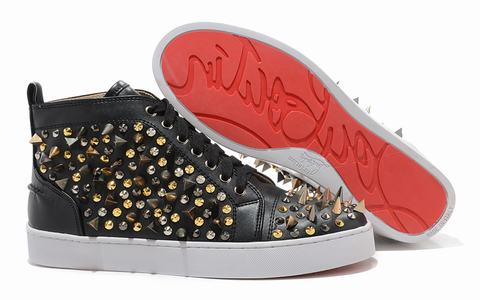 chaussure homme louboutin solde