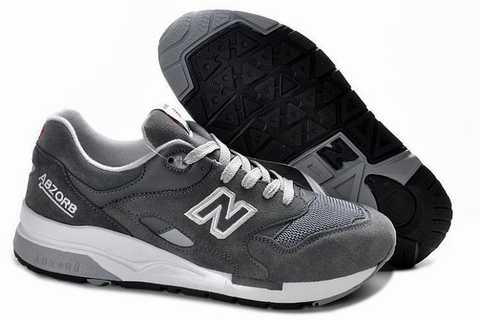 basket new balance courrir