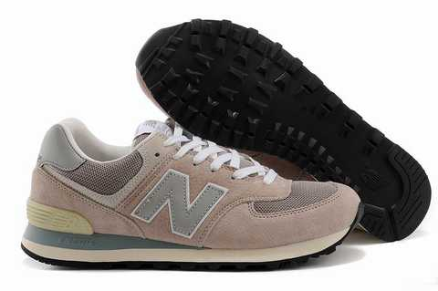 basket new balance femme intersport