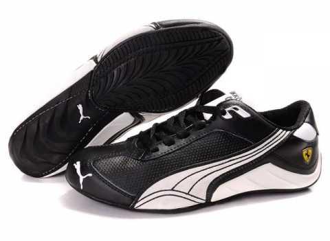 chaussure puma taille grand ou petit
