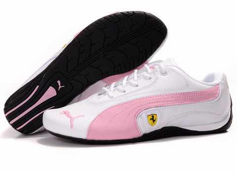 chaussures puma femme intersport