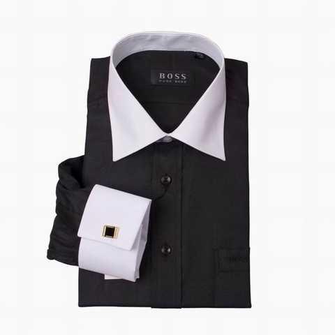 chemise boss jaron chemise hugo boss bouton de manchette. Black Bedroom Furniture Sets. Home Design Ideas