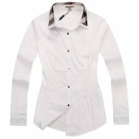 cbb46d43b55a reconnaitre fausse chemise burberry