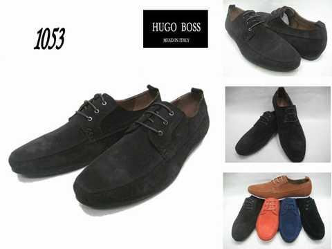 Chaussure Ville Hugo Boss Pas Cher