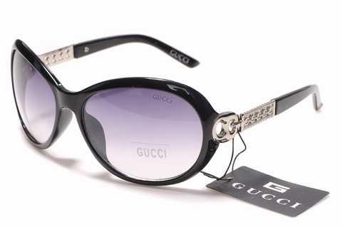 e34bf01daa00c Lunette De Soleil Gucci Femme Noir