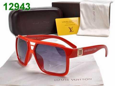 Lunette Louis Vuitton Pas Cher