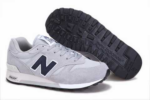 basket new balance homme intersport