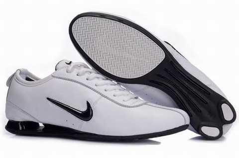 Nike Shox Pas Cher Femme
