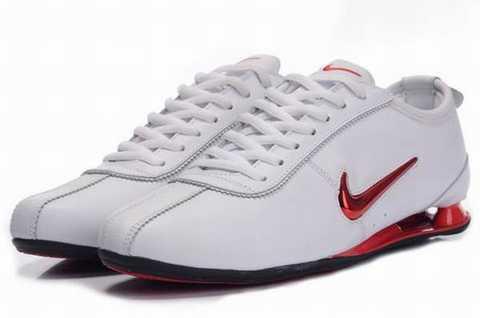 Nike Shox Femme Rose