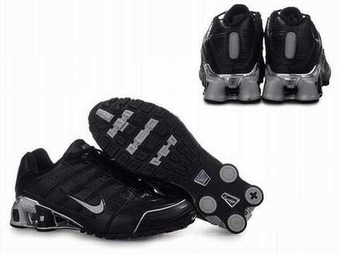 Nike Baskets Shox Nz Eu Homme