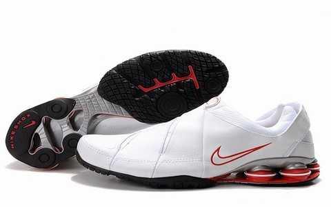 Nike Shox Rivalry Noir Et Jaune