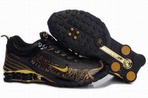 Nike Shox Rivalry Homme Marron