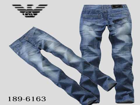 armani jeans homme pas cher