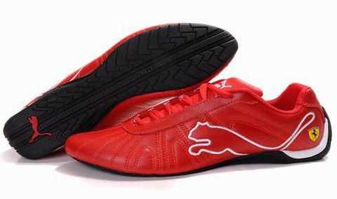 chaussures puma ferrari junior
