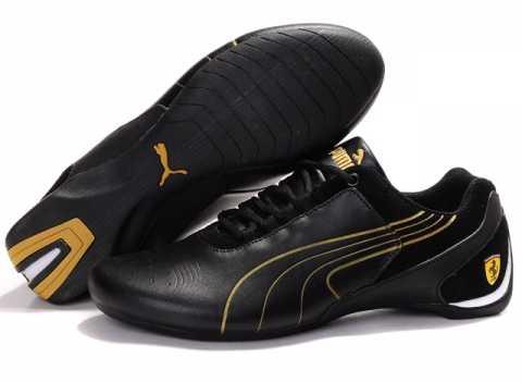 Blanche Foot chaussure Homme chaussure Ferrari Salle En Puma RL3j5A4