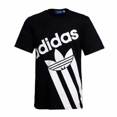 tee shirt adidas original pas cher. Black Bedroom Furniture Sets. Home Design Ideas