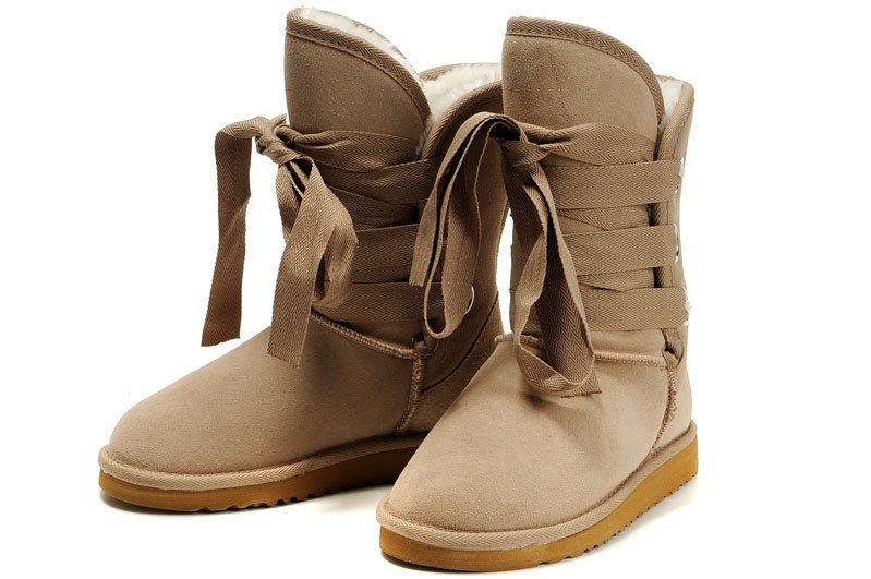 bottes style uggs pas cher